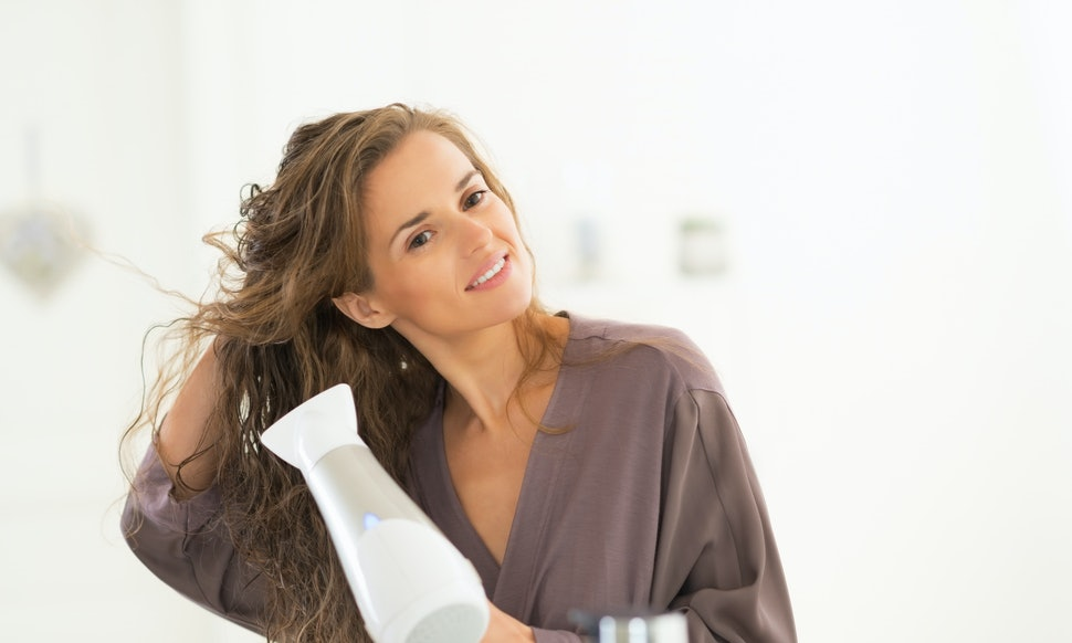 How To Dry Thick Hair Fast With 11 Expert Tips & Products