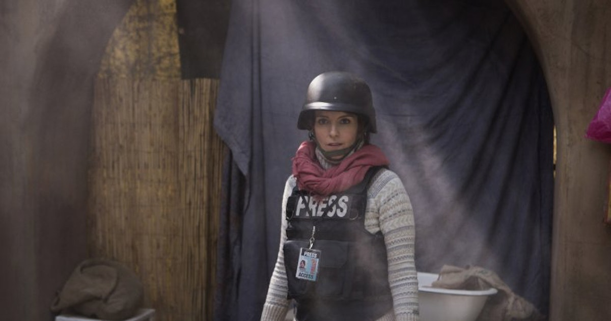 Is 'Whiskey Tango Foxtrot' A True Story? The Tina Fey Movie Paints A Crazy Picture