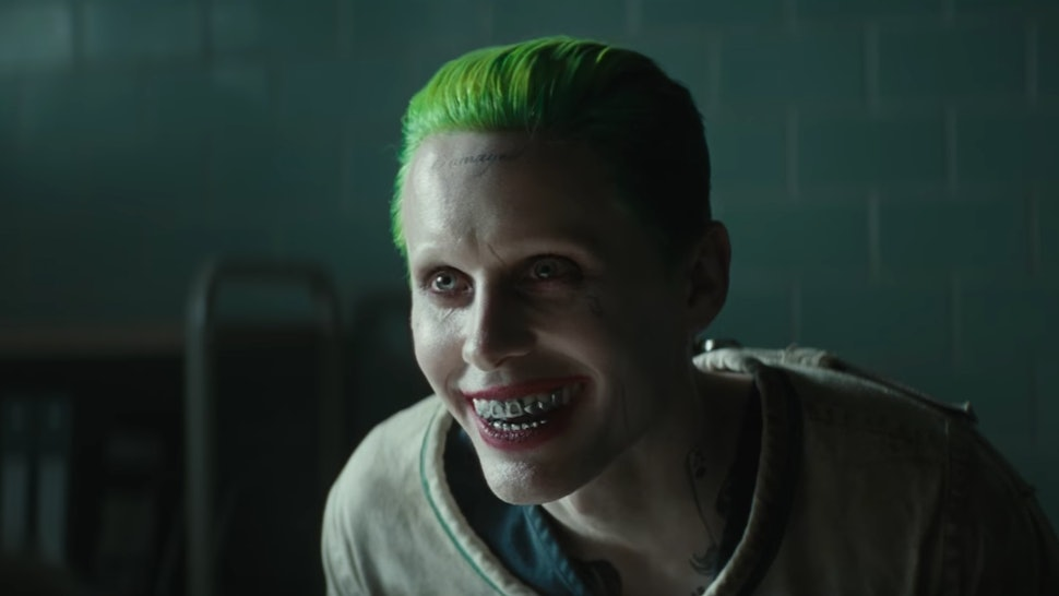6d1d8cb7a Jared Leto's Joker Tattoos Could Spell Out His Real Identity In 'Suicide  Squad'