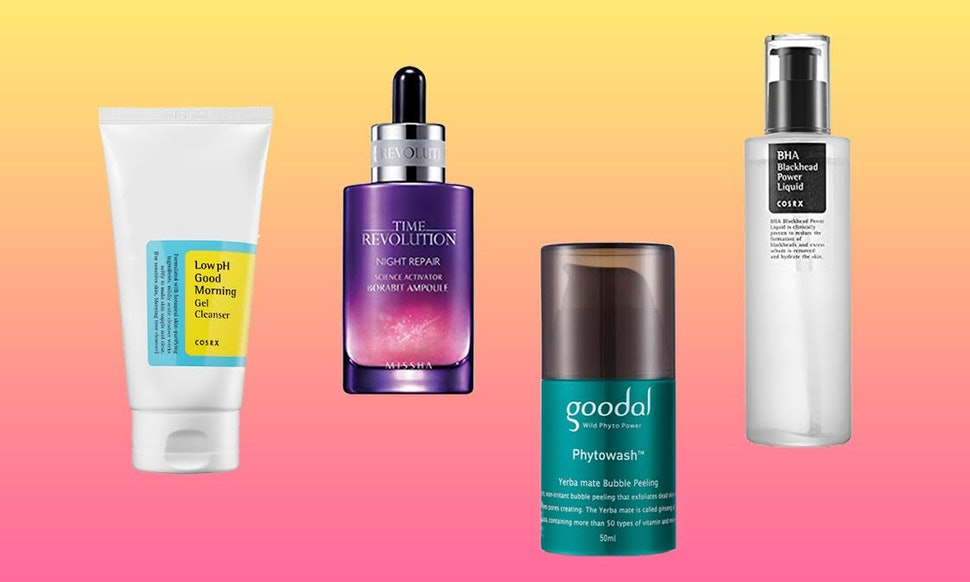 8 Korean Skin Care Products For Acne You Can Find Online