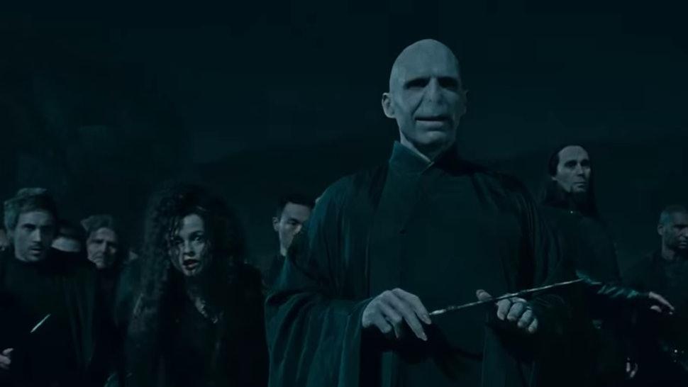 When Did Bellatrix & Voldemort Have Delphi? This 'Cursed