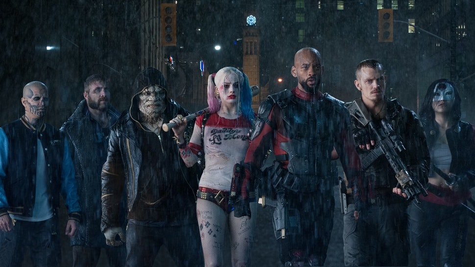 8016c92d317 Easy 'Suicide Squad' Halloween Costume Ideas To Look Fierce ...