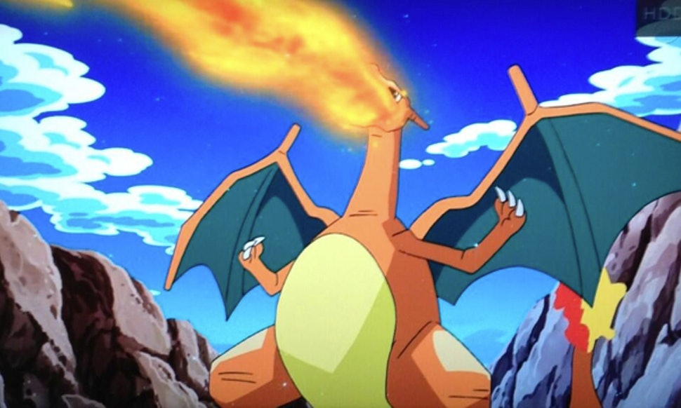can you catch charizard in pokemon go yes and here s how