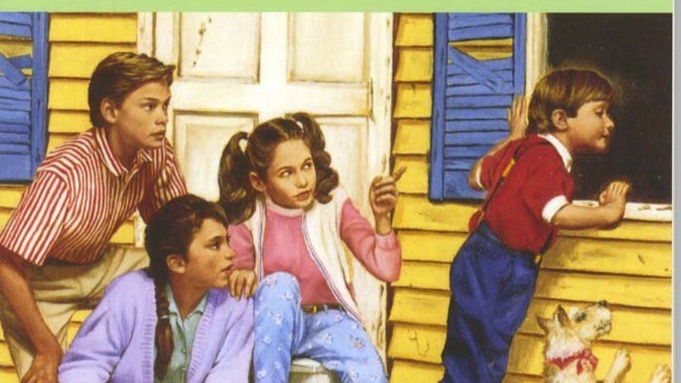 The Boxcar Children Books Are Getting Their Own Movies