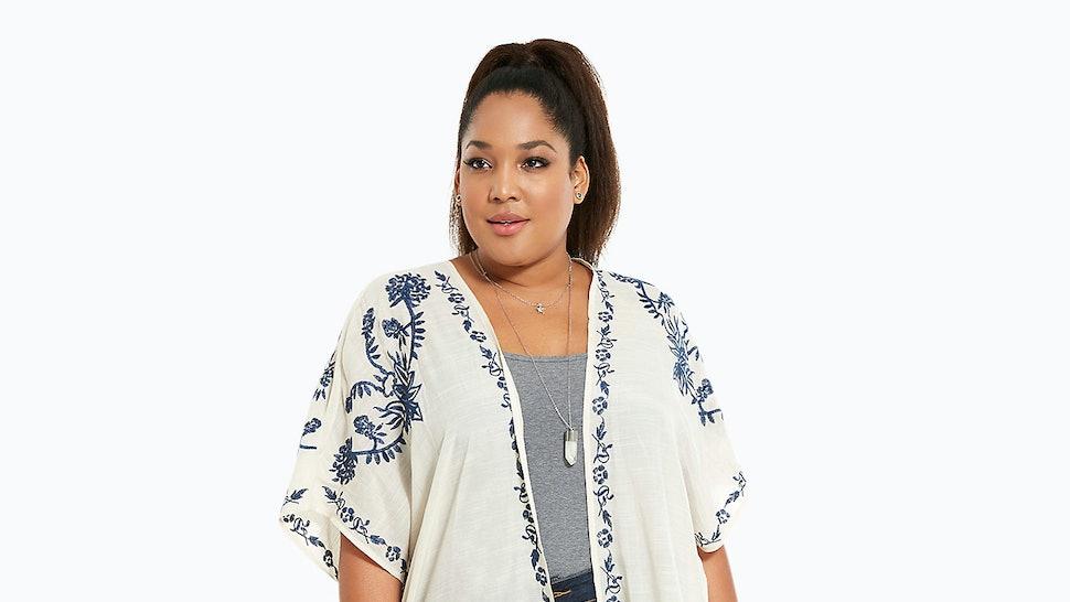 d98761fd721 15 Plus Size Kimono Jackets For Light Summer Layering — PHOTOS