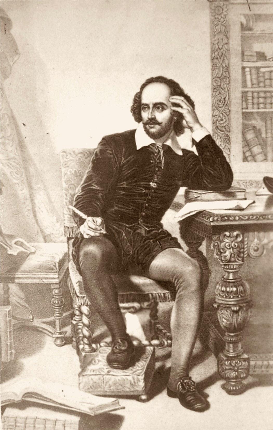 William shakespeare bisexual