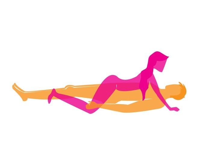 Flexible gangbang sex pics