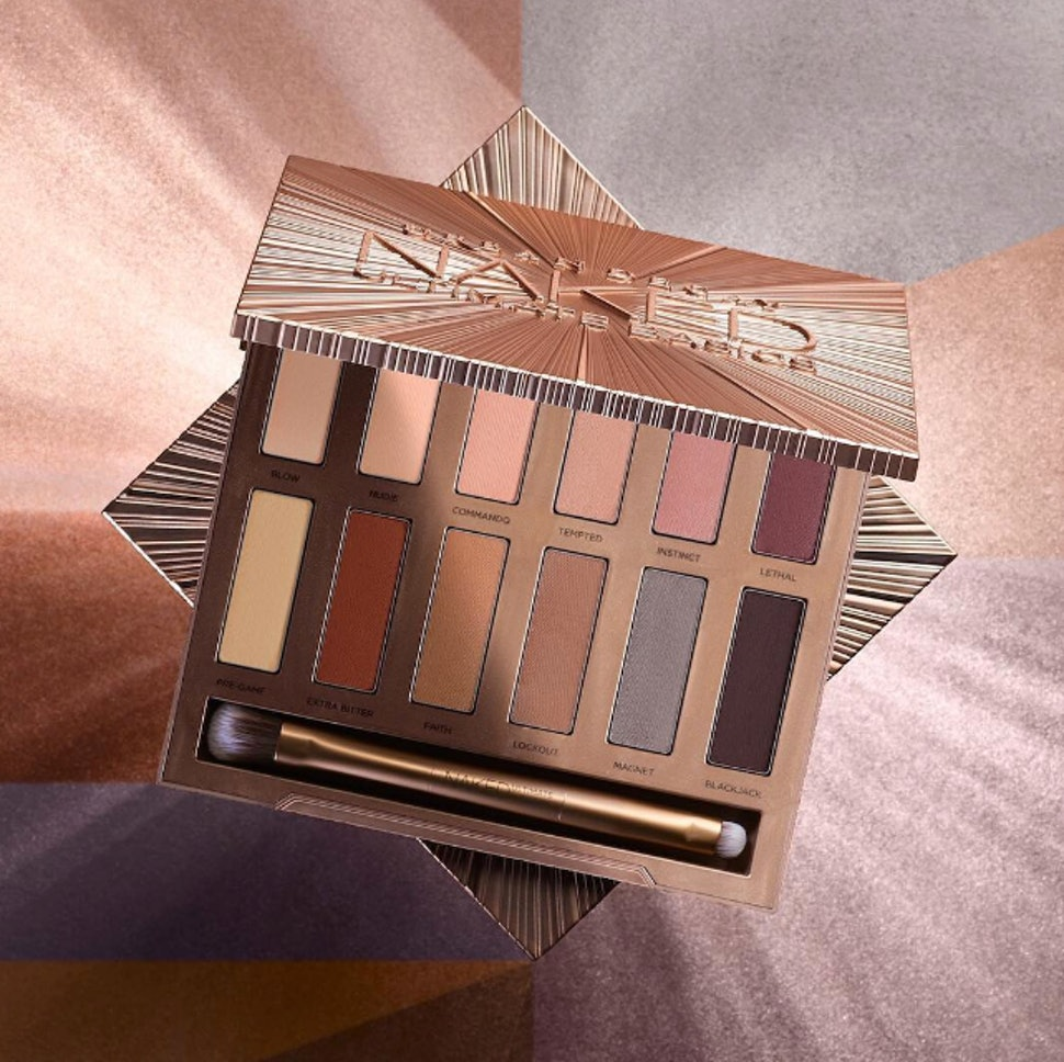 Znalezione obrazy dla zapytania Naked Ultimate Basics 12 Colour Eyeshadow Palette