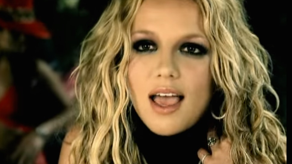 8 Britney Spears Music Video Hairstyles To Remind You She