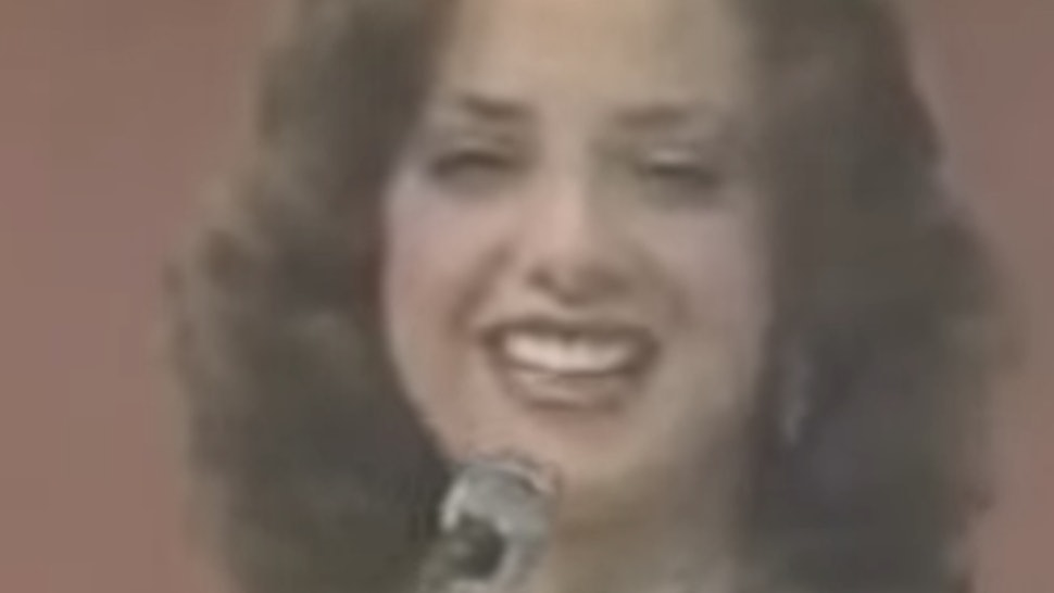 The Video Of Patsy Ramsey In A Pageant Shows The Former Miss