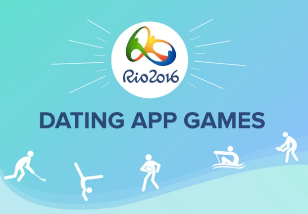 Dating app used at olympics