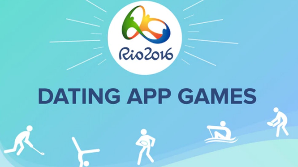 hook up app olympics