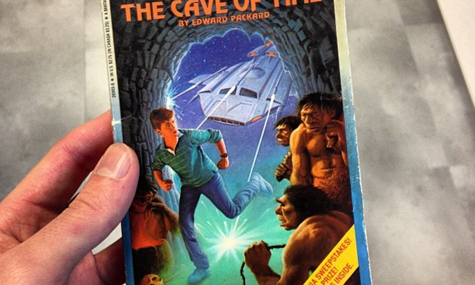 why those choose your own adventure books defined my childhood