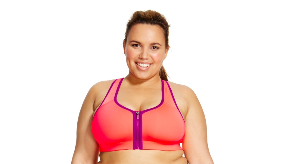 795067c095 15 Cute Plus Size Sports Bras That Won t Make Working Out A Sartorial Bore  — PHOTOS