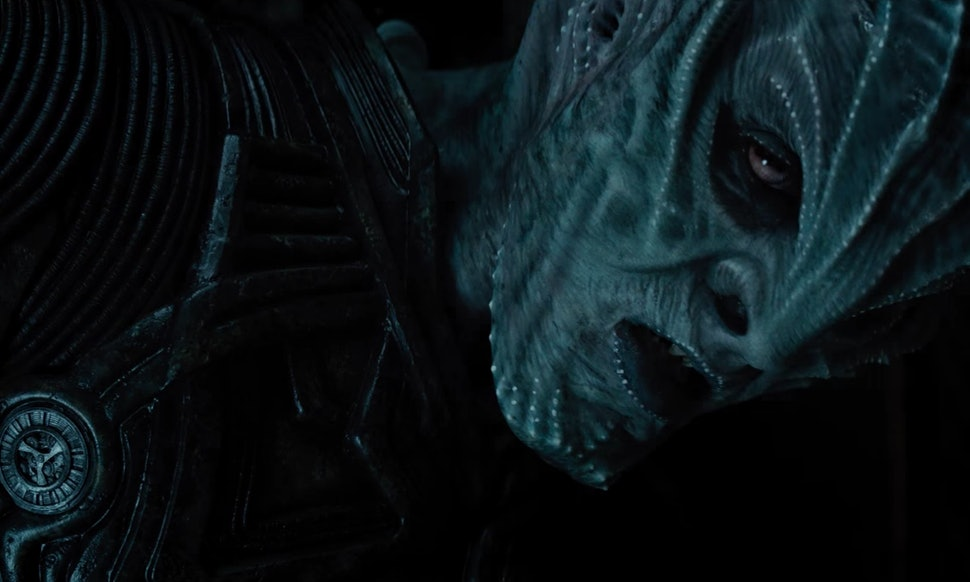 Krall Alien