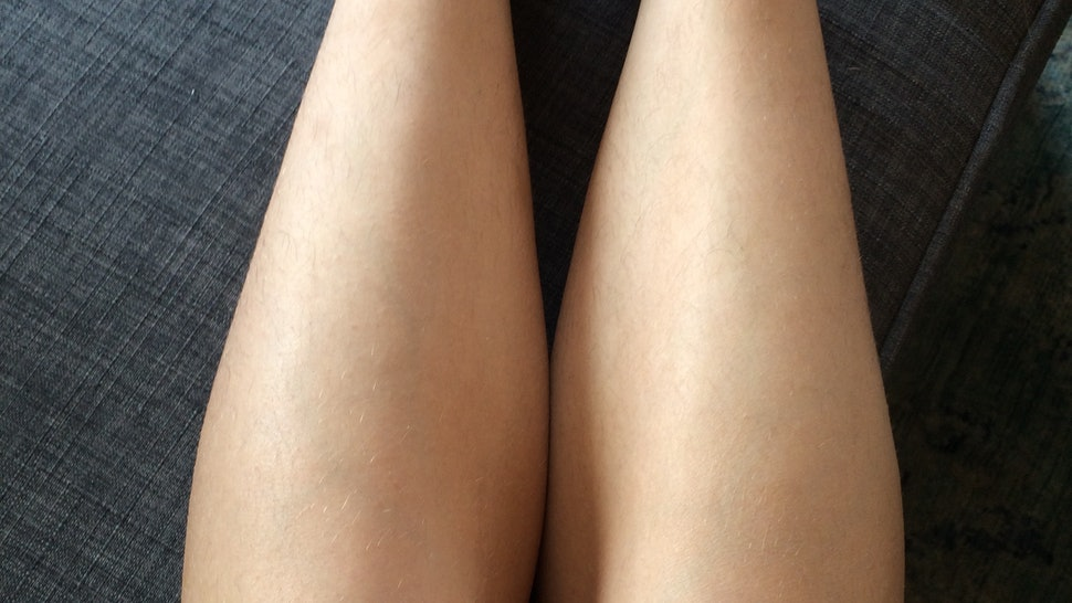 Why My Hairy Legs Have Been Difficult To Embrace As A Gendernonconforming  Person