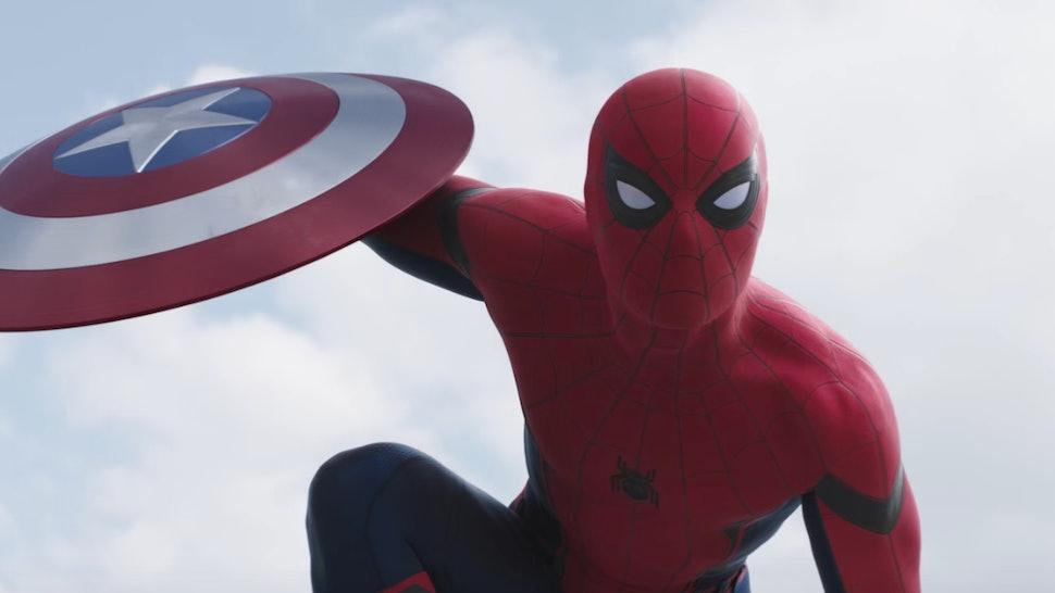 Tony Stark Basically Kidnaps Peter Parker In 'Captain