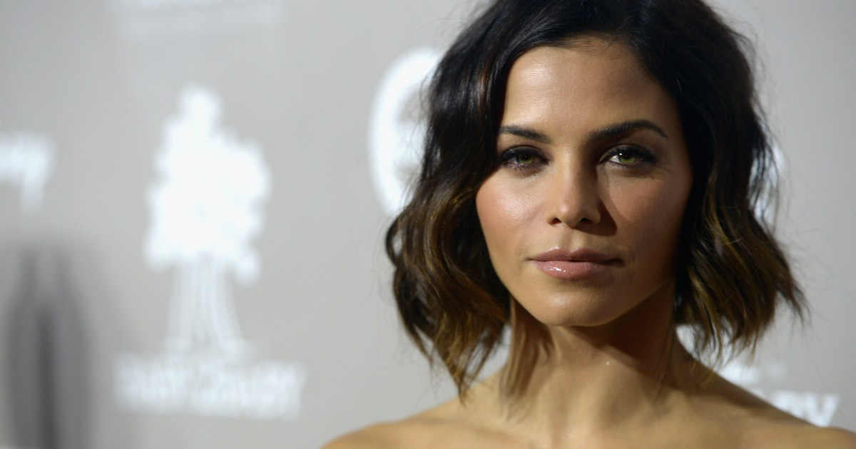 Jenna Dewan Tatum S Curly Hair Makes A Case For The Totally 80s Perm Photo