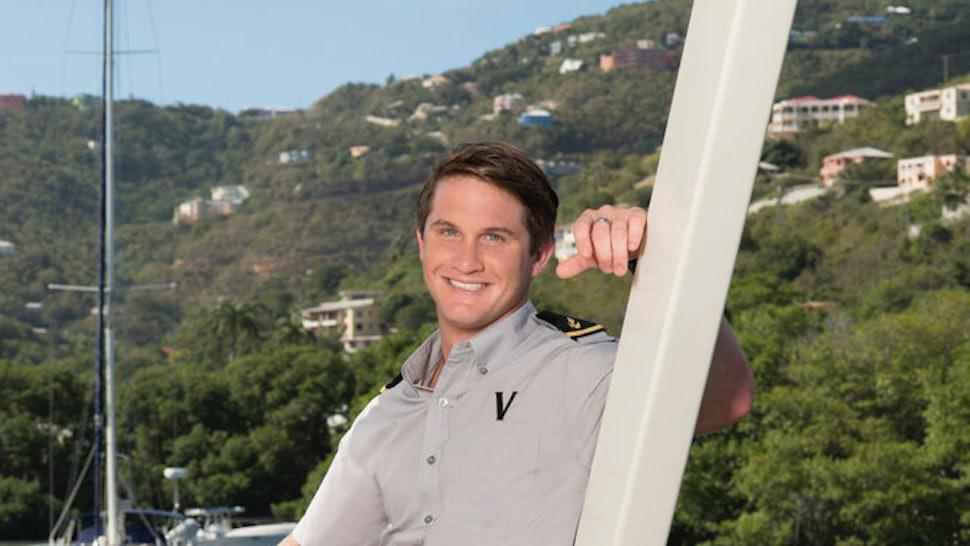Trevor Objectifies Sierra In The 'Below Deck' Season 4