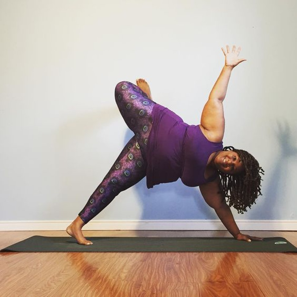 13 Plus Size Fitness Babes On Instagram Who Will Inspire Your Movement Practice Photos