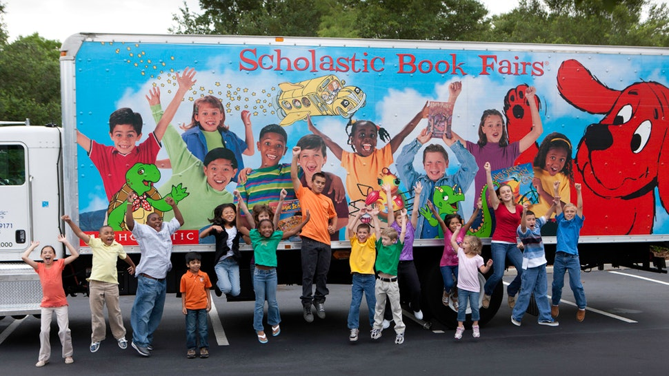 17 Scholastic Book Fair Books You Just Had To Buy