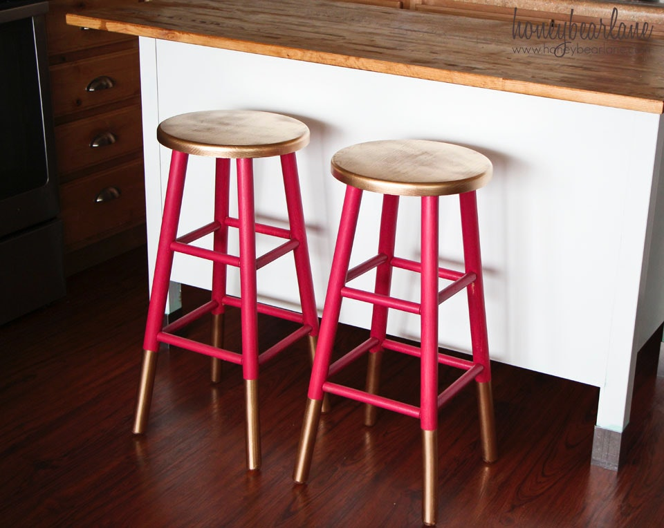 11 diy furniture makeovers that only require a new coat of paint solutioingenieria Choice Image