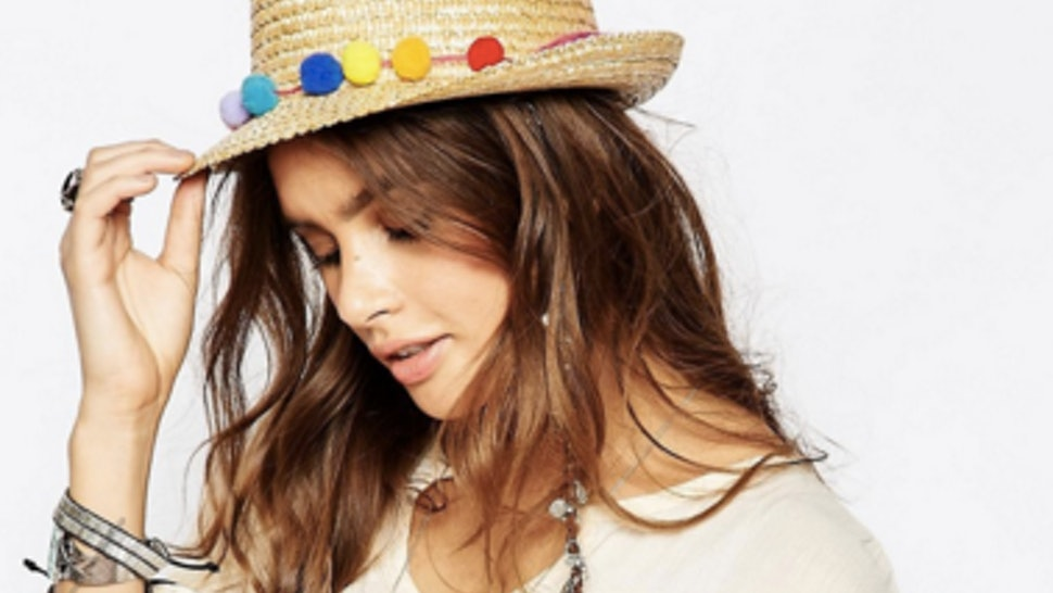 18 Summer Hats That ll Protect You From The Sun   Keep You Looking Chic —  PHOTOS a79163a3fe0