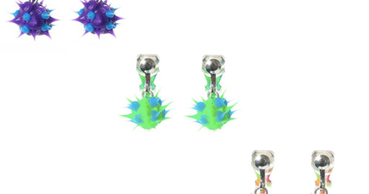 80a96a01ca828 17 Claire's Earrings That You Would Have Loved In The Early 2000s ...