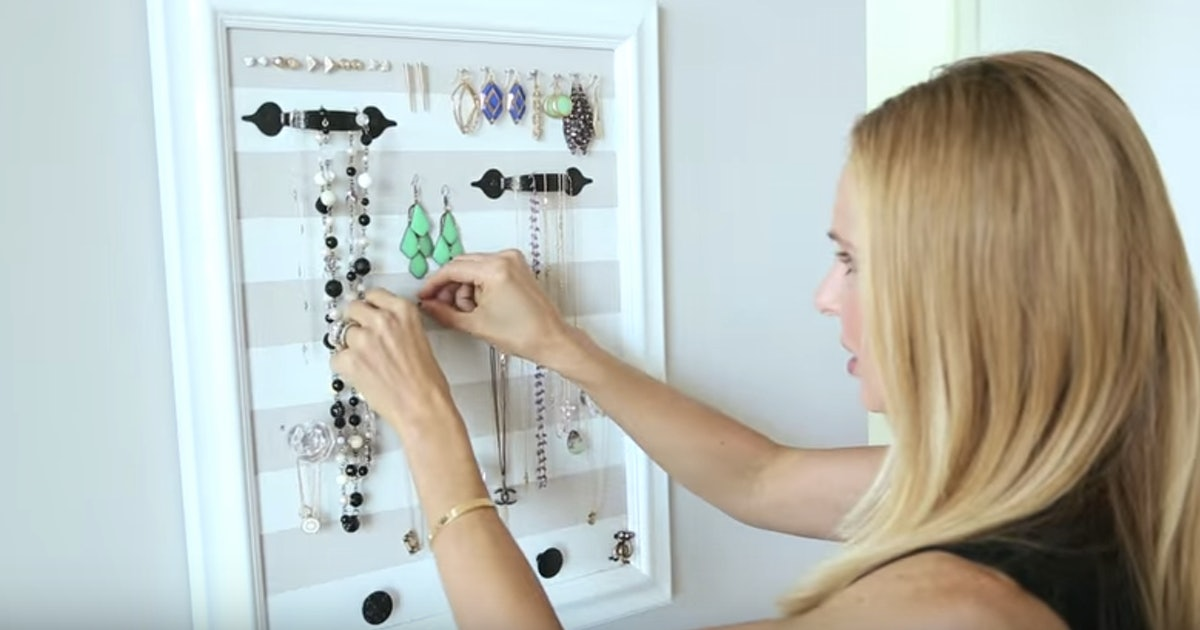 11 Storage Hacks For Jewelry That Everyone Should Try