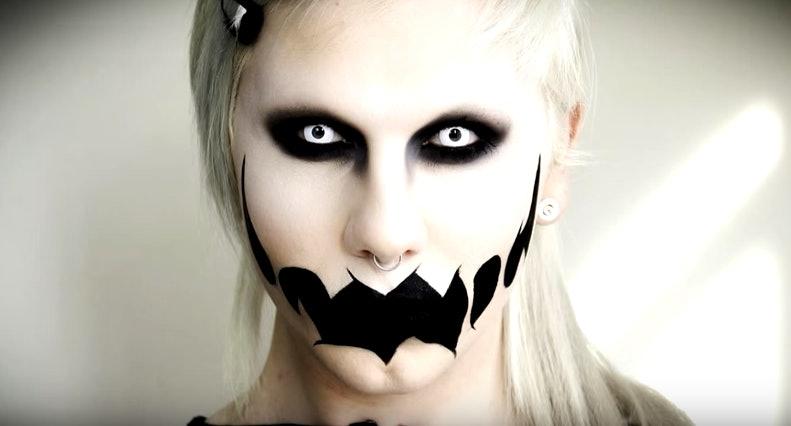 Good 11 Ghost Makeup Tutorials To Haunt Your Way Through Halloween
