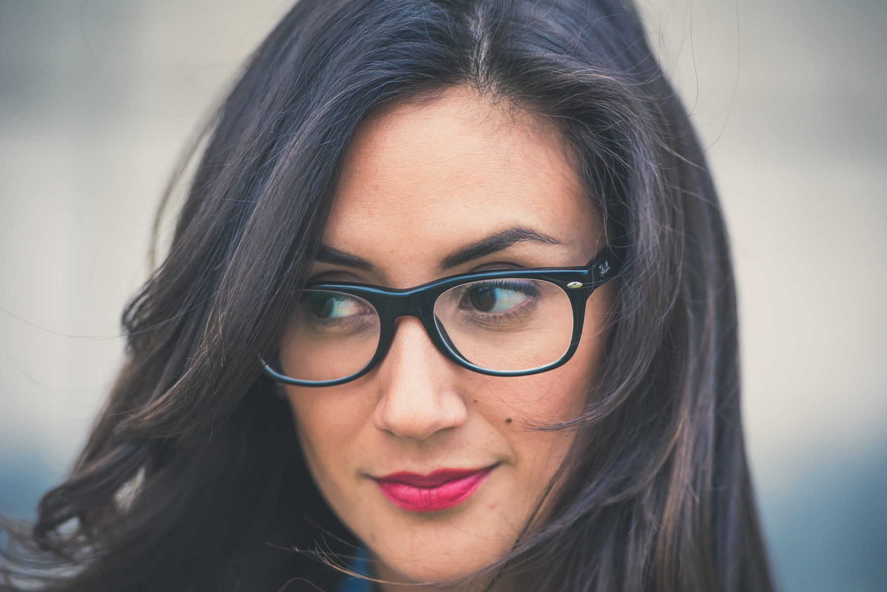 7 eye makeup tips for glasses wearers baditri Choice Image