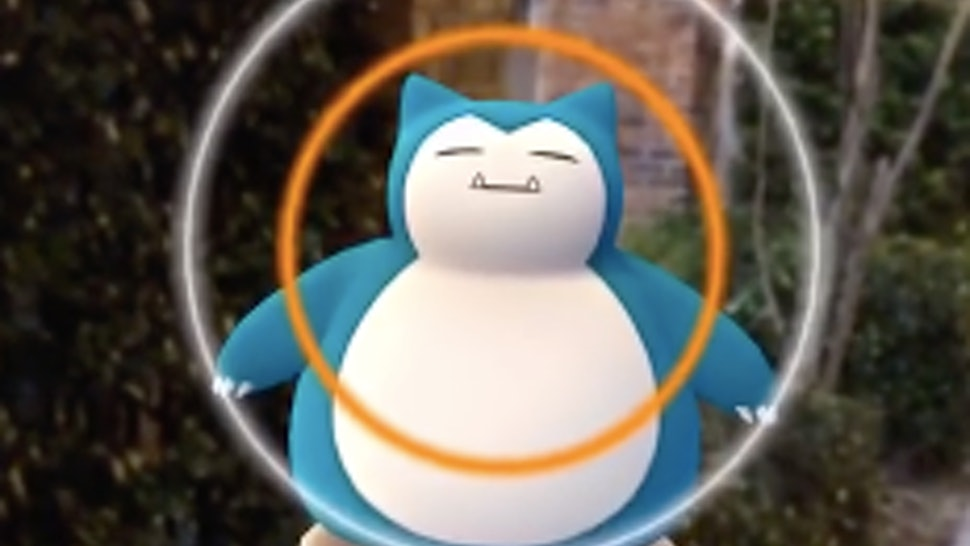 Can You Catch Snorlax In