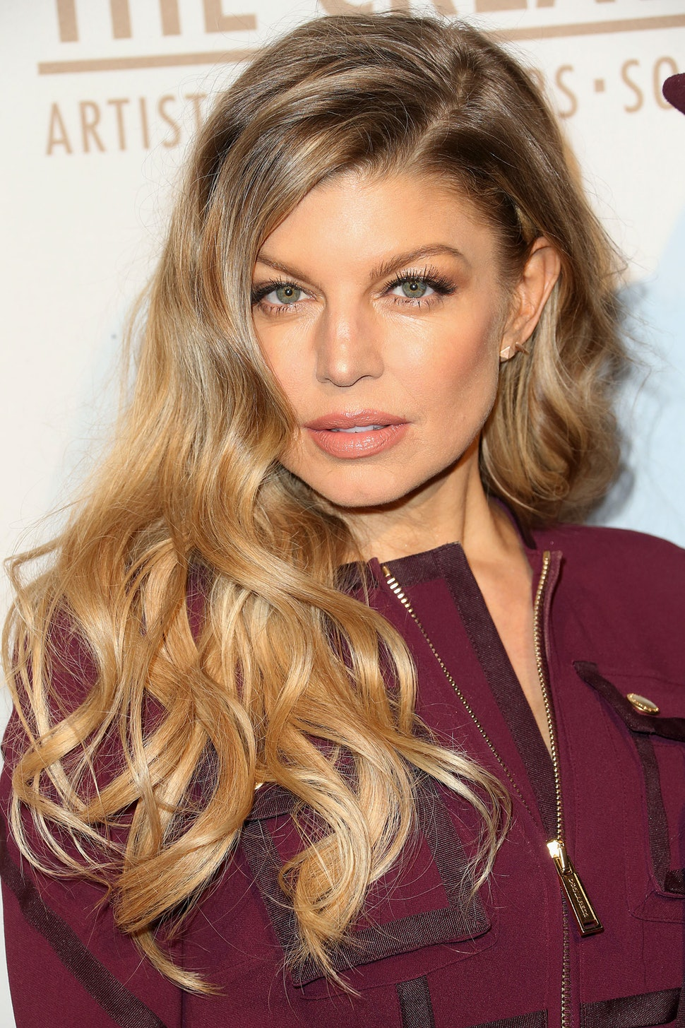Fergie S Lob Haircut Is Her Most Dramatic Change Up Yet Photos