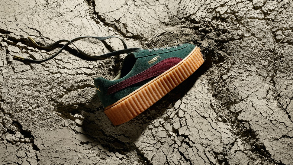 73ff2e5c9d70 Will Rihanna Puma Creepers Be Restocked  Here s The Official Status Of  These Kicks