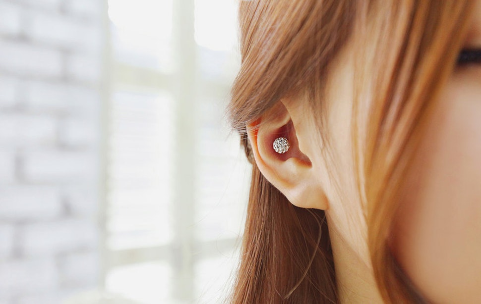 How Long Does A Conch Piercing Take To Heal You Wont Be Waiting