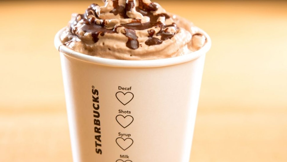 What Does The Starbucks Molten Chocolate Latte Taste Like