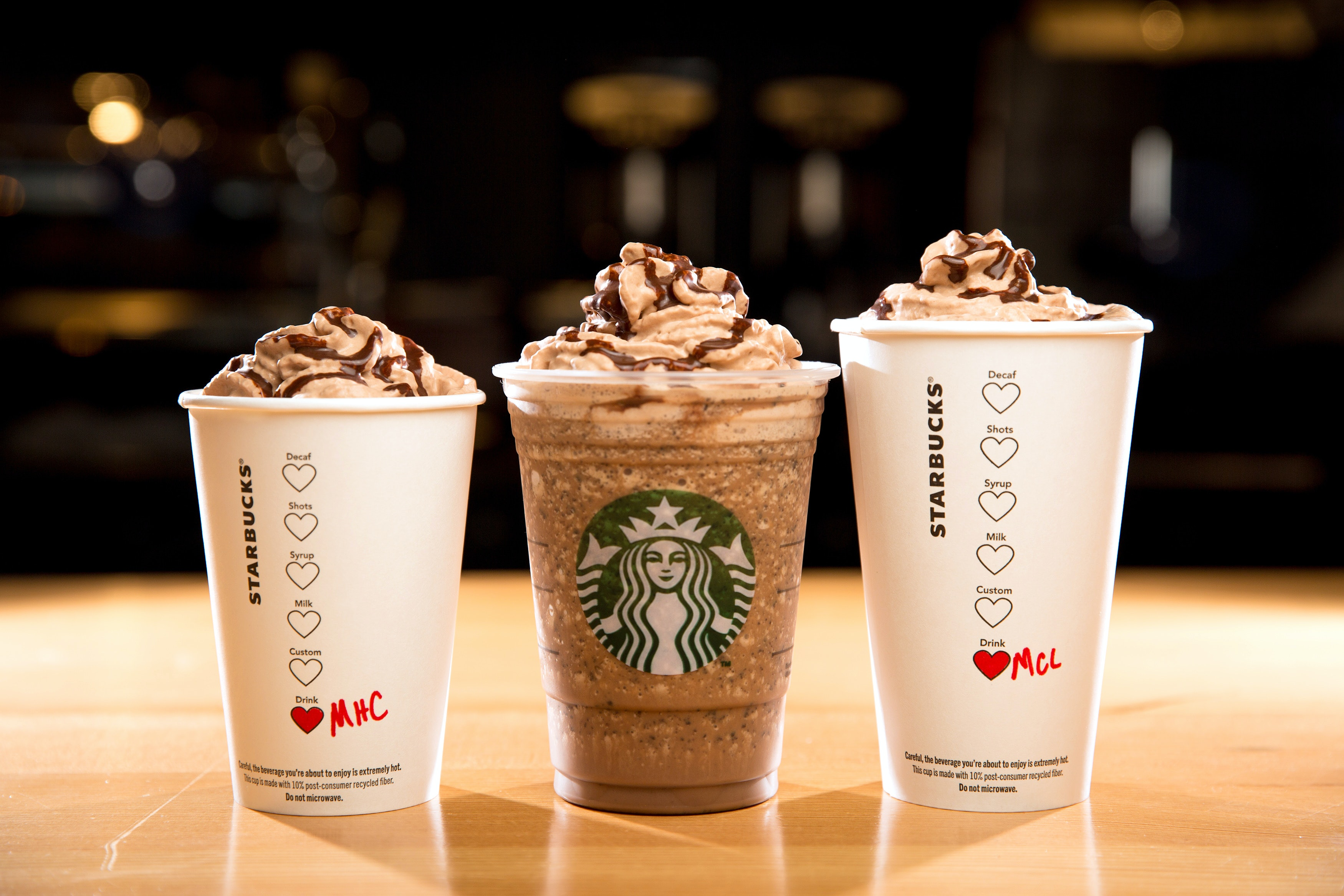 Is There Caffeine In A Starbucks Molten Chocolate Latte