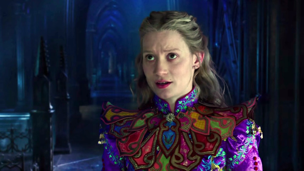 Alice Through the Looking Glass review | GamesRadar+