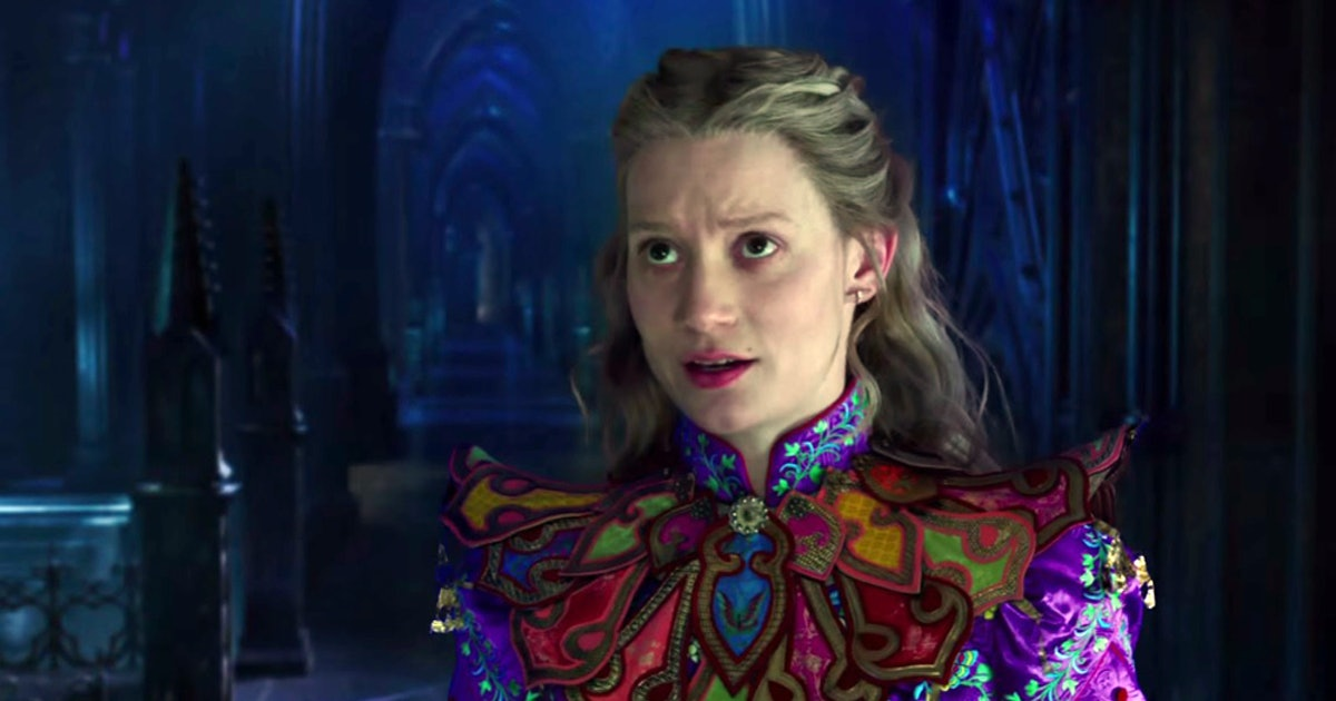 The Alice Through The Looking Glass Cast Is An A List Group Pulled From Fantasy Favorites