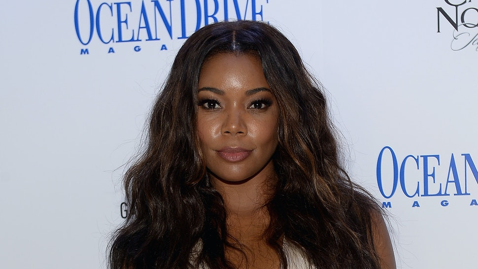 Gabrielle Union S New Blonde Hair Is The Best Summer 2016