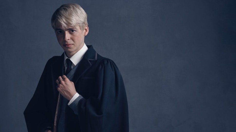 Who Plays Scorpius Malfoy In 'Cursed Child'? Anthony Boyle Will Be