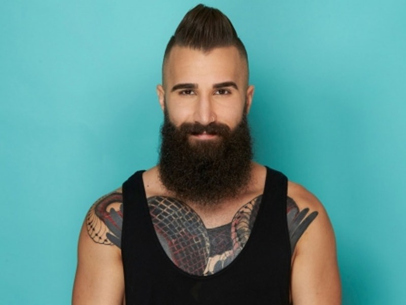 Paul Abrahamian S Tattoos Show Off The Big Brother 18 Houseguest S Rock Roll Lifestyle