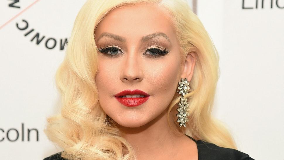 Christina aguilera galerie blond pink — foto 13