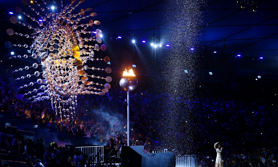 Who Puts Out The Olympic Flame The Closing Ceremony Marked A