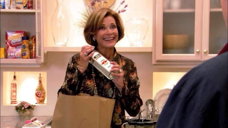 Lucille Bluth. Toxic parents can, in some cases, become less toxic over time with a lot of work from...