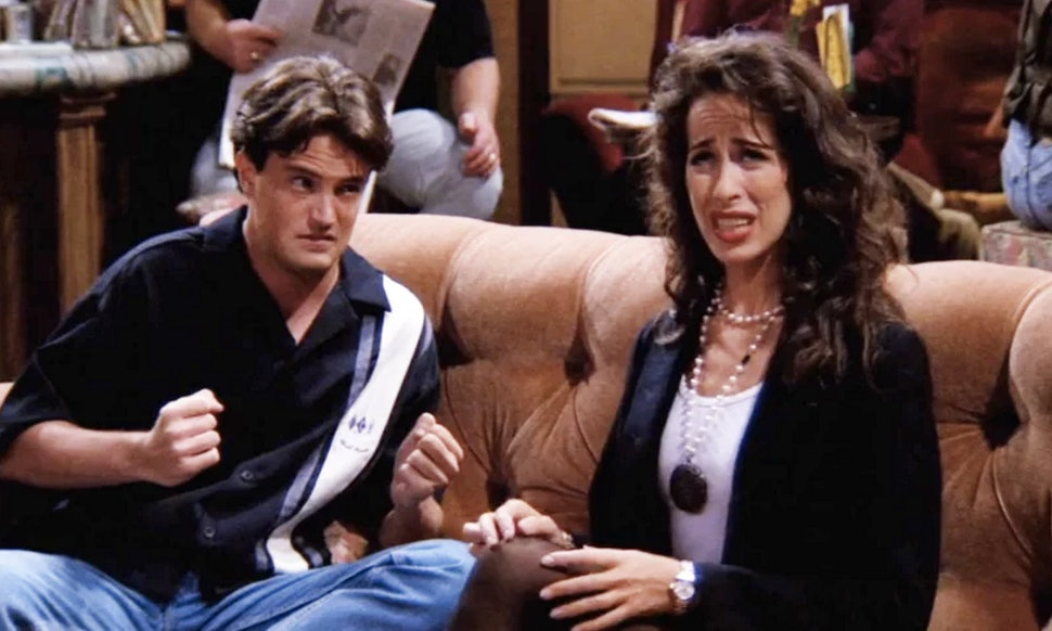 How Janice Changed From Friends Season 1 To The Finale Without Ever Losing That