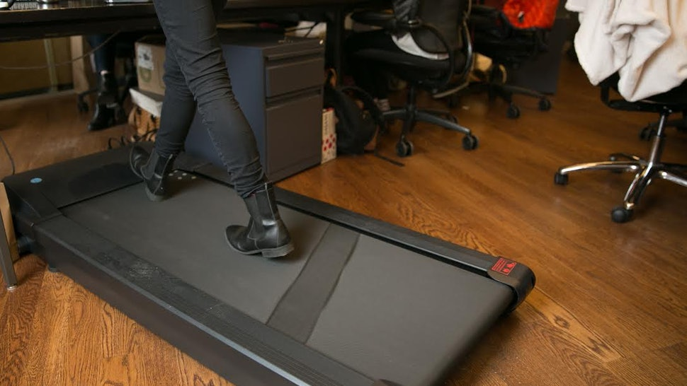 I Used A Treadmill Desk For A Month Here S What Happened