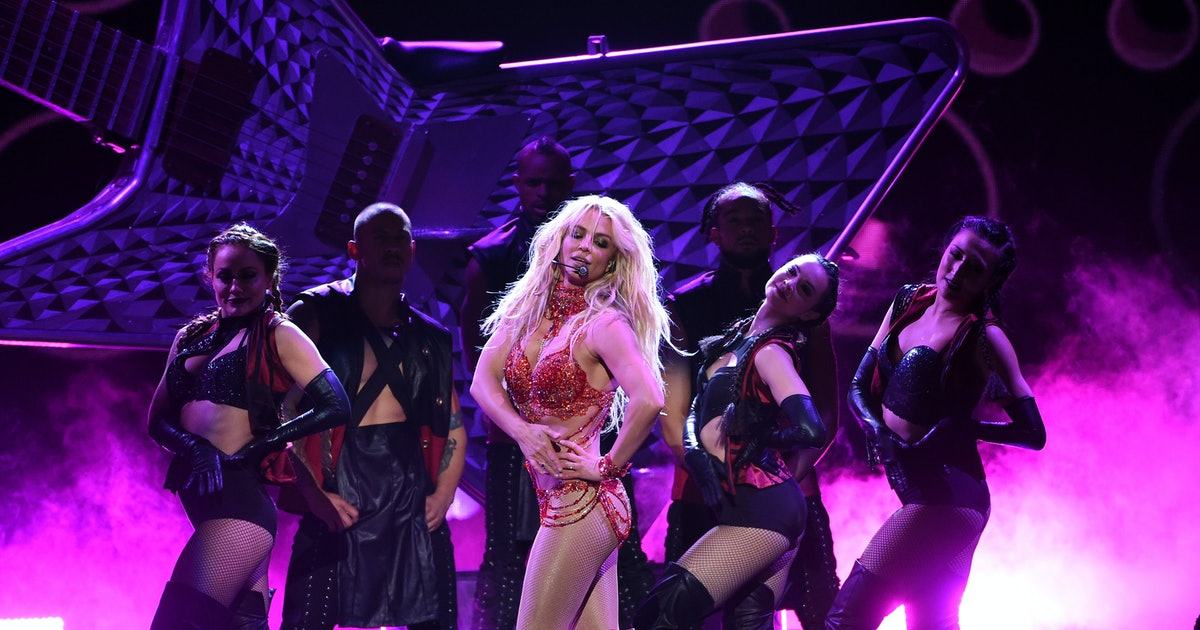 """What Is Britney Spears' """"Make Me"""" About? The Pop Queen's ..."""