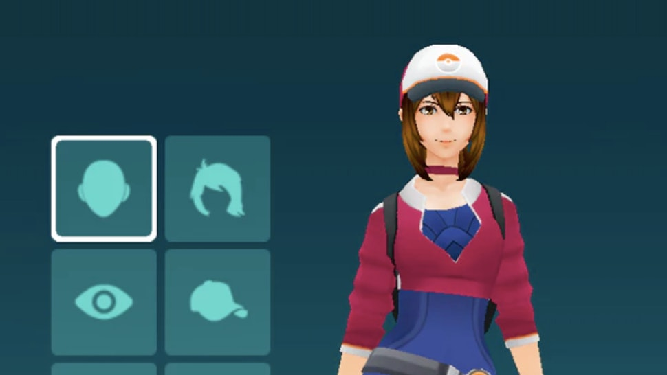 How To Change Your Avatars Appearance In Pokemon Go Thanks To