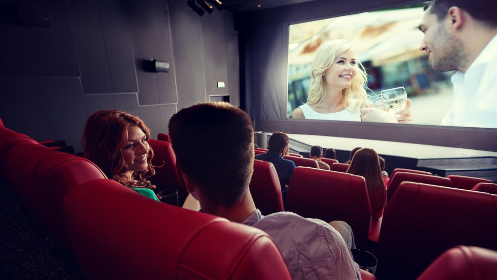 Why Seeing A Movie Is The Worst First Date Idea